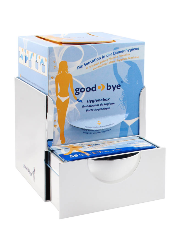Body hygiene and personal care ensure a feeling of well-being